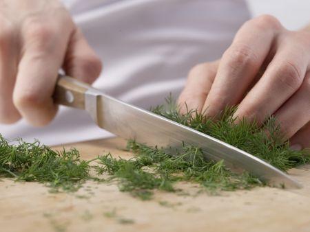 Fritzchens feiner Fischauflauf: Zubereitungsschritt 6