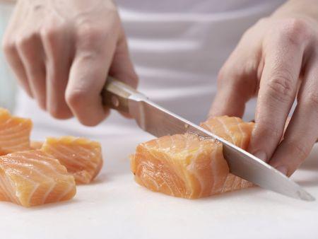 Fritzchens feiner Fischauflauf: Zubereitungsschritt 7