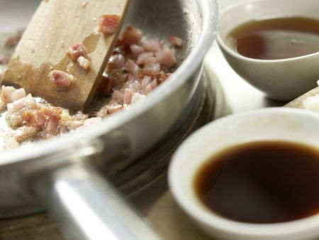 Fruchtige Barbecue-Sauce: Zubereitungsschritt 3