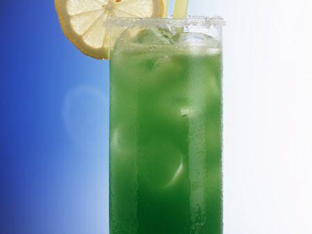 Fruchtiger Cocktail