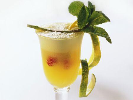 Fruchtiger Prosecco (Slush)