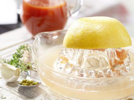 Fruchtiger Tomaten-Drink: Zubereitungsschritt 1