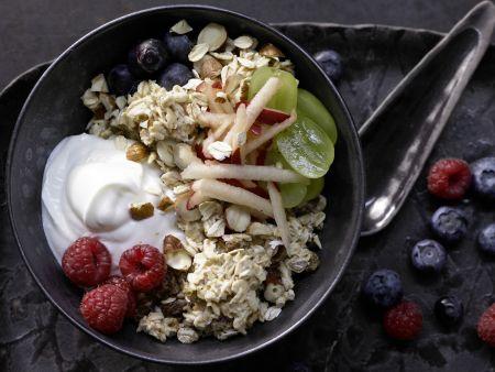 Fruchtiges Birchermüsli – smarter