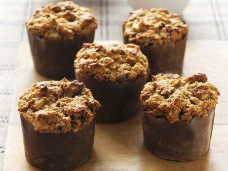 Früchte-Muffins