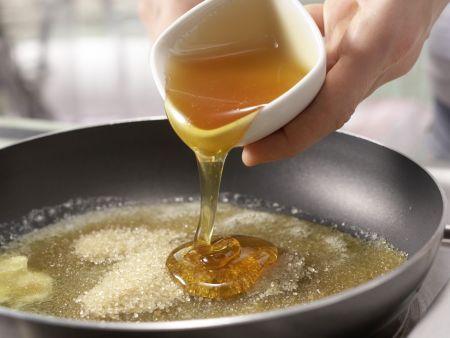 Früchtemüsli-Riegel: Zubereitungsschritt 2
