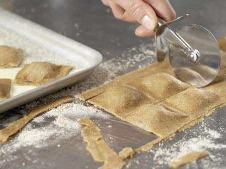 Garnelen-Ravioli: Zubereitungsschritt 6