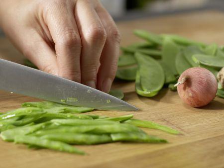 Garnelen-Ravioli: Zubereitungsschritt 7