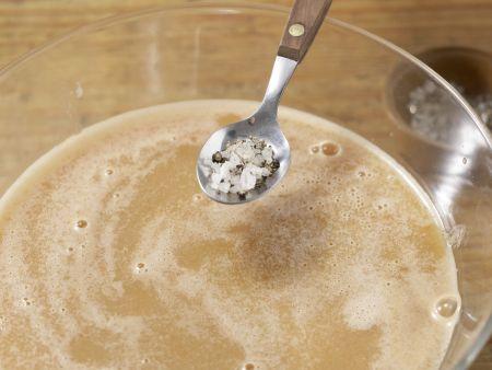 Gazpacho mit Weißbrot: Zubereitungsschritt 9