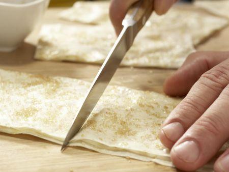 Gebackene Honigbananen: Zubereitungsschritt 5
