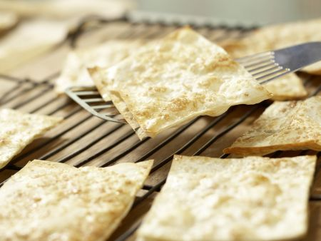 Gebackene Honigbananen: Zubereitungsschritt 6