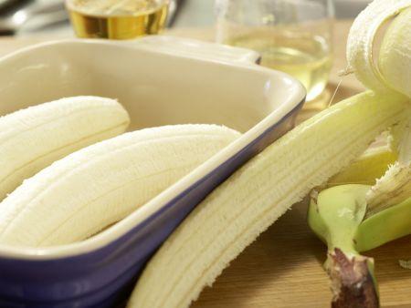 Gebackene Honigbananen: Zubereitungsschritt 7