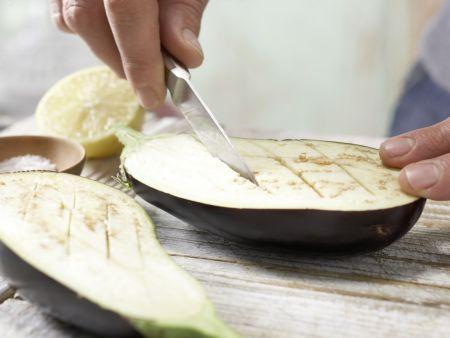 Gebackene Kartoffeln: Zubereitungsschritt 4
