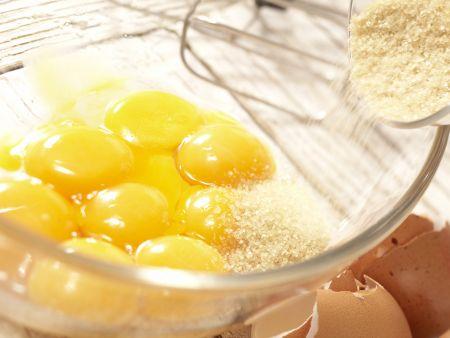 Gebrannte Karamellcreme: Zubereitungsschritt 2