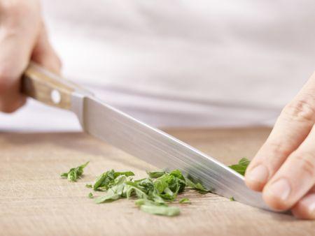Gebratener Kabeljau: Zubereitungsschritt 10