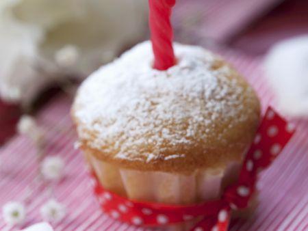 Geburtstags-Muffin