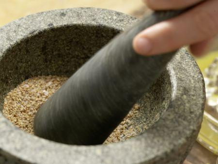 Gedämpfte Hähnchenbrust: Zubereitungsschritt 9