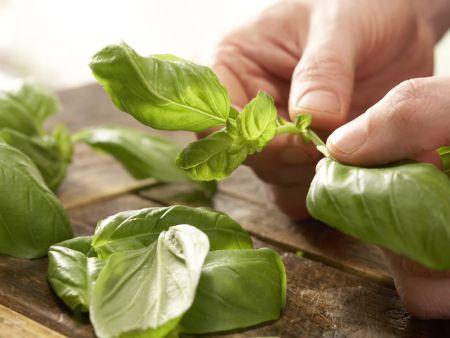 Gedünstetes Gurkengemüse: Zubereitungsschritt 4