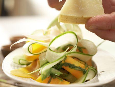 Gedünstetes Gurkengemüse: Zubereitungsschritt 6