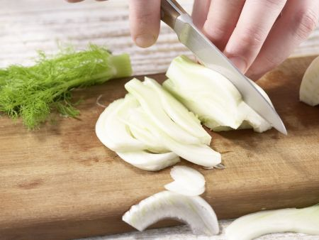 Gedünstetes Hähnchenbrustfilet: Zubereitungsschritt 3