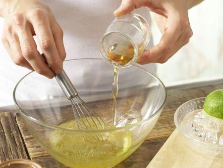 Gefüllte gelbe Paprikaschote: Zubereitungsschritt 3