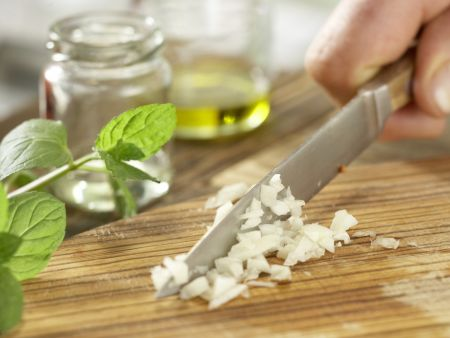 Gefüllte Muschelnudeln: Zubereitungsschritt 3