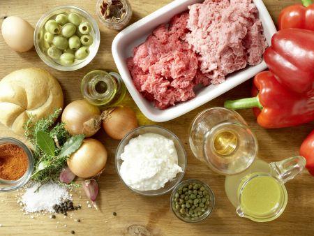Gefüllte Paprikaschoten – smarter: Zubereitungsschritt 1