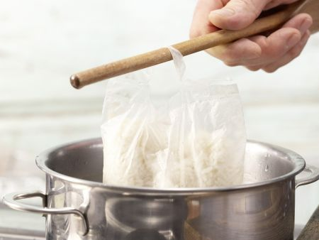 Gefüllte Paprikaschoten: Zubereitungsschritt 8