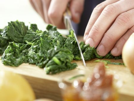 Pizza Calzone: Zubereitungsschritt 2