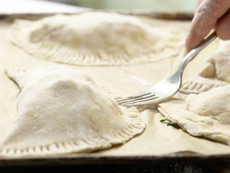 Pizza Calzone: Zubereitungsschritt 9