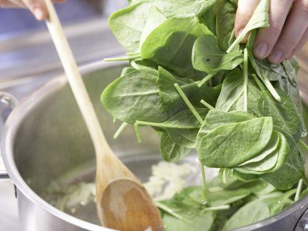 Gefüllte Putenschnitzel: Zubereitungsschritt 6