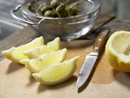 Gefüllte Ricotta-Tomaten: Zubereitungsschritt 7