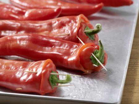 Gefüllte Spitzpaprika mit Reis: Zubereitungsschritt 11