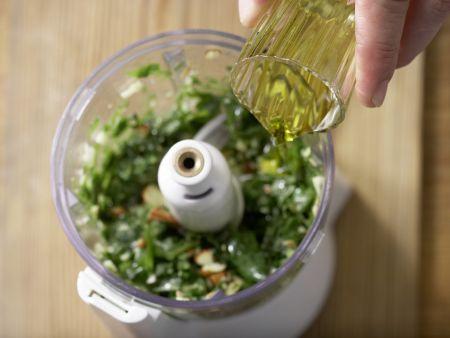 Gefüllte Spitzpaprika mit Reis: Zubereitungsschritt 6
