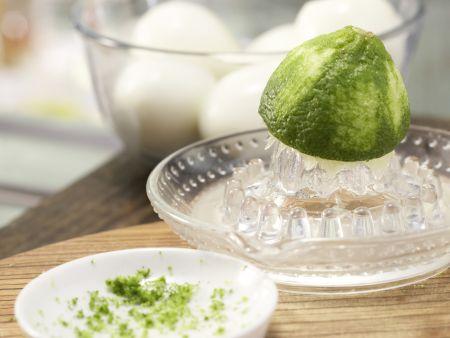 Gefüllte Wasabi-Eier: Zubereitungsschritt 3