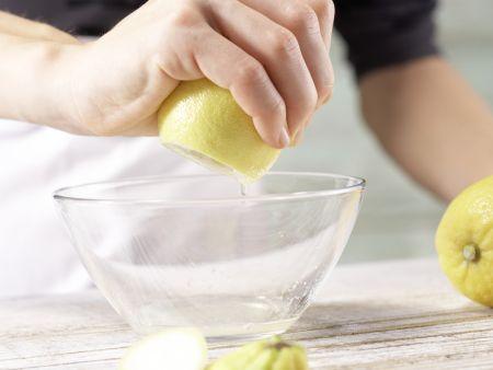 Gefüllte Zitronen: Zubereitungsschritt 3