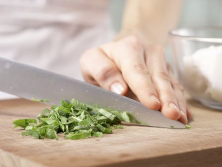 Gefüllte Zitronen: Zubereitungsschritt 5