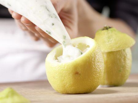 Gefüllte Zitronen: Zubereitungsschritt 7
