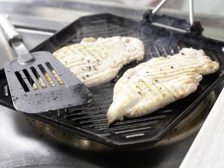 Gegrillte Hähnchenbrust: Zubereitungsschritt 6