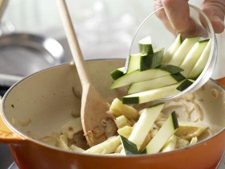 Gegrillte Hähnchenbrust: Zubereitungsschritt 7