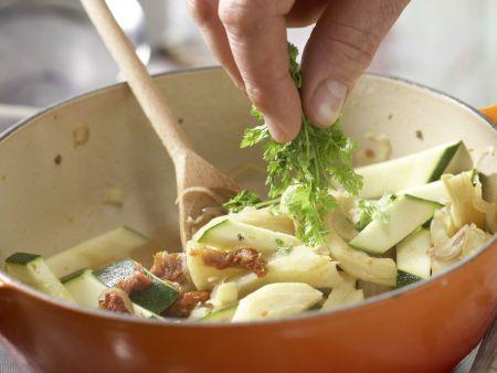 Gegrillte Hähnchenbrust: Zubereitungsschritt 8