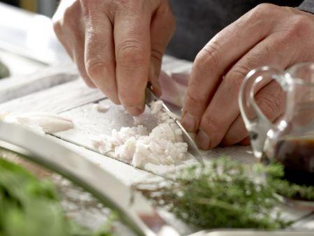 Gegrillte Sardinen: Zubereitungsschritt 3