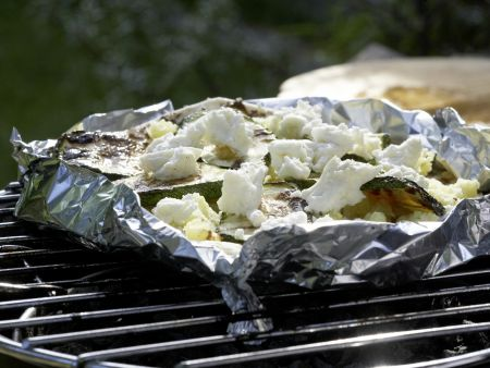 Gegrillte Tortillas: Zubereitungsschritt 10