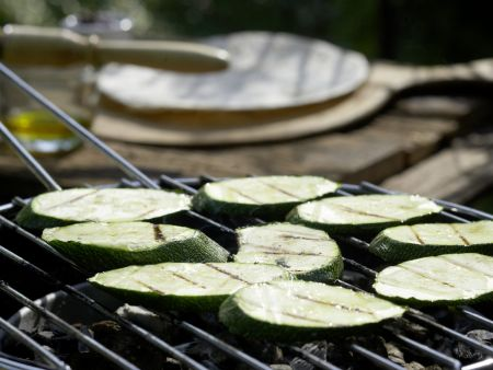 Gegrillte Tortillas: Zubereitungsschritt 5