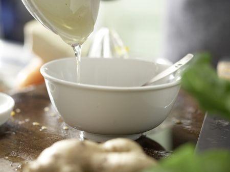 Gegrillter marinierter Tofu: Zubereitungsschritt 2