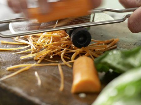 Gegrillter marinierter Tofu: Zubereitungsschritt 6