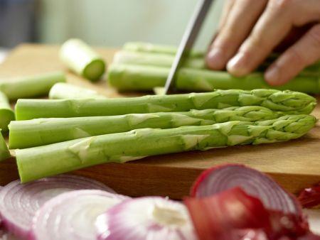 Gegrilltes Gemüse: Zubereitungsschritt 2
