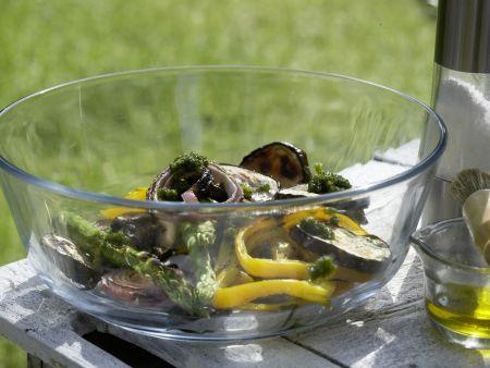 Gegrilltes Gemüse: Zubereitungsschritt 5