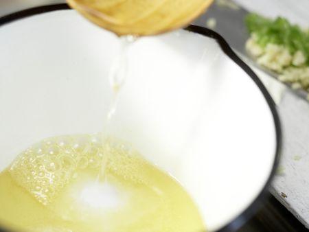 Gegrilltes Melonen-Relish: Zubereitungsschritt 3