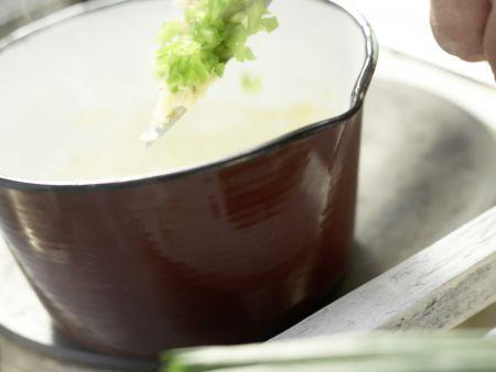 Gegrilltes Melonen-Relish: Zubereitungsschritt 4