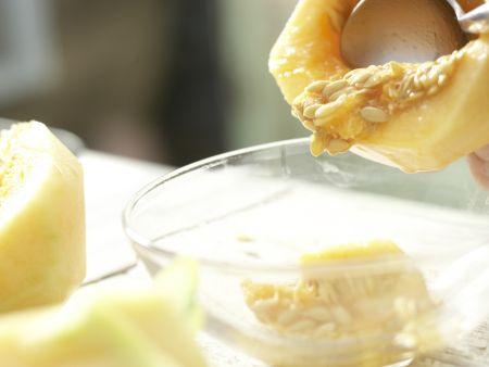 Gegrilltes Melonen-Relish: Zubereitungsschritt 5